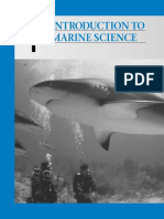 Marine Science - Introduction