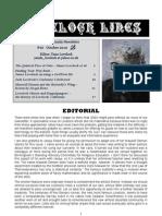 Lovelock Lines #10