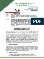 Plan Manejo Ambiental Anzoategui