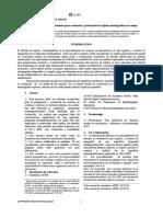 Norma Astm E-1351 - Replicas Metalograficas