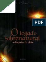 O legado sobrenatural