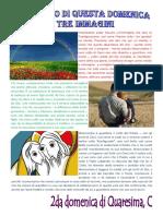 Vangelo in immagini II Domenica Quaresima C.pdf