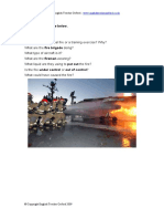 Fire on Board - Questions