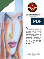 VINCULACIÓN LABORAL DE LA MUJER EN LOS NIVELES DECISORIOS.PDF