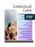 1combustion Del Carbón
