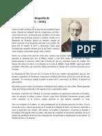 Una vida confiada-biografía de Jorge Müller (1805 – 1898)