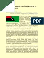 Libia Antes y Ahora-una Visión General de La Obra de La OTAN