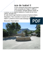 LA GUARDIA DE JAÉN MONUMENTOS.