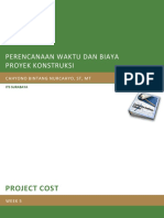PWB - Estimate Cost