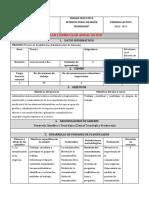 PCA - Relaciones en El Entorno de Trabajo