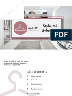 Style Mi Style Guide