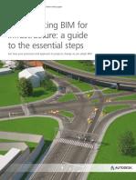 Autodesk Bim for Transportation Whitepaper Implementation Guide