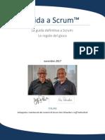 La guida a Scrum ed. 2017