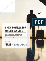 New Formula for airline success