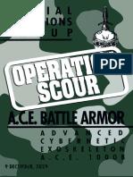 Terminator 2029 Operation Scour