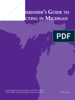 Princeton Michigan Gerrymandering Report - A Commissioner's Guide to Redistricting in Michigan