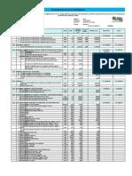 Estructura de Gastos Generales