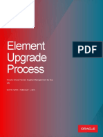 Element Upgrade Process in Oracle HCM Cloud