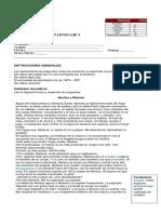 evaluacion contenidos 5° revisada