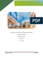 Contabilidad y Finanzas para la Toma de Decisiones - Control 3