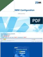 ZTE NR8120 Configuration.pptx