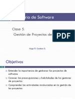 05 Gestion Proyectos Software