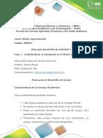Guía Para Desarrollo de Actividad 1