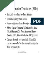 Ch 8 - Transistors