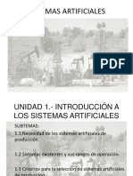 Unidad 1 Sistemas Artificiales Presentacion