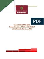Codigo Financiero Del Estado de Veracruz