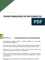 Transformadores de Instrumentos