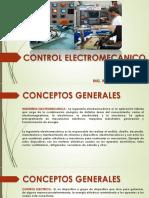 Control Electromecanico