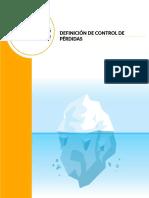 Definición de Control de Perdidas-ser -Rdc867
