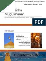 Aula Islã medieval e a formação da Europa