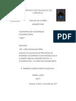 unidad 3 EVALUCION DE PROYECTOS.docx
