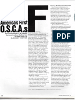 America's First OSCA's (Page 1)