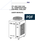 6. Chiler CWFL-800 1000 1500 user manual 17612 (1)