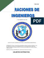 Fm 5-100, Cap. 12 (Operaciones de Ingenieros)