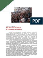 Argentina - La Educacion en Conflicto