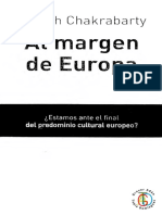 B1 Chakrabarty, Dispesh - Al margen de Europa.pdf