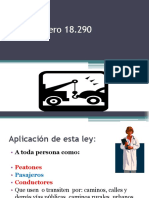 Clase de conducción clase B- Legislación