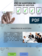 U3. Proceso de Auditoria en Un Sistema de Gestión