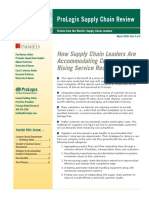 Prologis Supply Chain Review