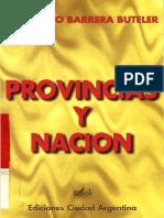 Provincias Y Nación - Guillermo Barrera Butteler.pdf