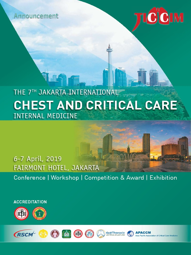 Announcement Chest 2019 | Pulmonology | Respiratory Diseases