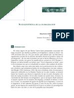 Moreno Fernández, Francisco - Sociolingüística de La Globalización