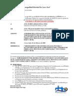 Informe Alcantarillado Puent Tabla