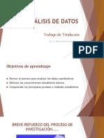 Análisis de Datos 10mo