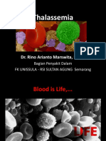 Thalassemia Lecture
