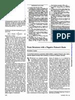 Poisson Ratio Negative